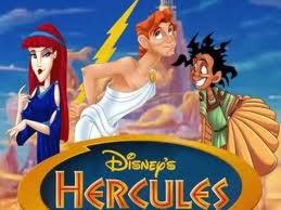 Hércules, a série animada