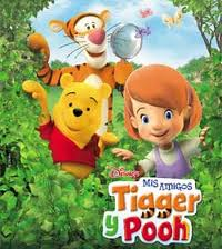 Meus amigos Tigger e Pooh