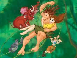 Tarzan, a série animada