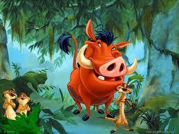 Timon e Pumba, a série animada