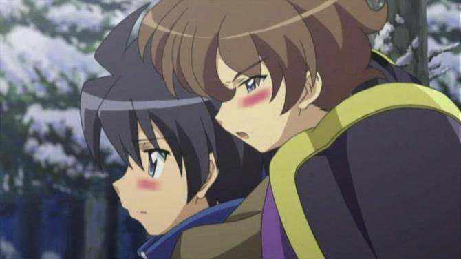 Saito and Harry