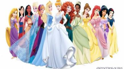 Принцессы Диснея: лучшее платье