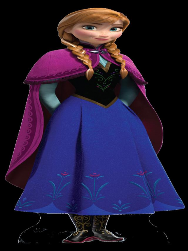 Anna, Reisekleid