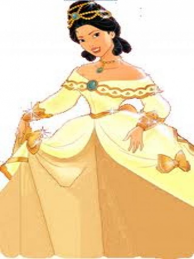 Gala Pocahontas (Pocahontas 2)