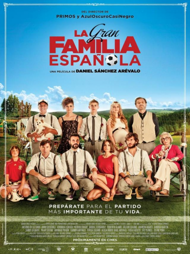 'La gran familia española'