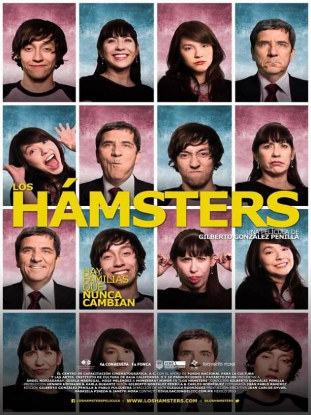 'Los hámsters'