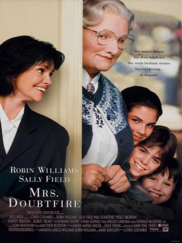 'Señora Doubtfire'