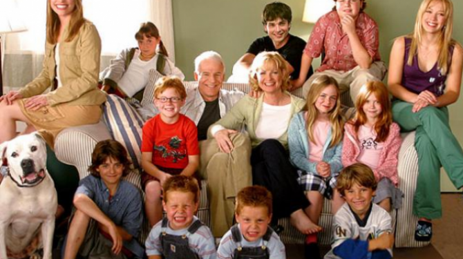 The best comedies about large families