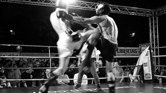 The best contact sports or martial arts
