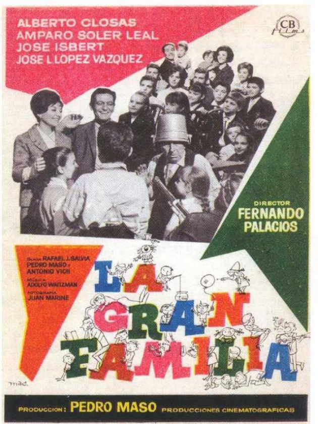'The big family'