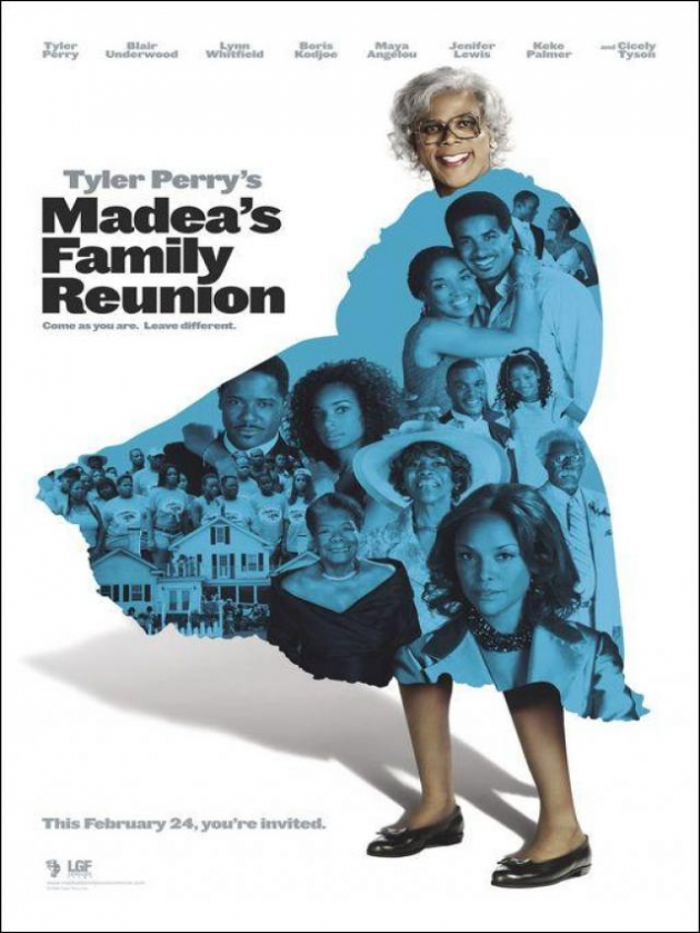 'The great meeting of Madea'