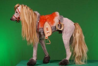Perro caballo