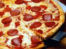 YOUR FAVORITE FOOD IS PIZZA
