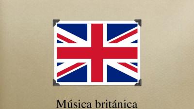 Os melhores cantores britânicos