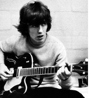 George Harrison - Soloist and guitarist of The Beatles