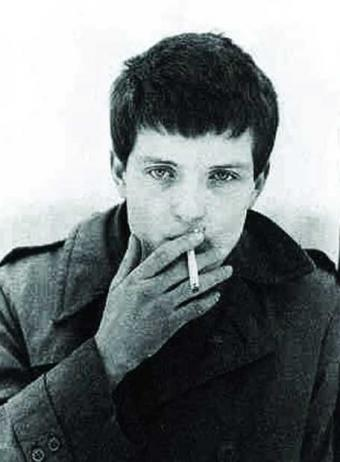 Ian Curtis - Joy Division singer