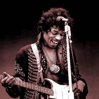Jimy hendrix - Singer of The Jimi Hendrix Experience