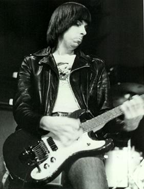 Johnny Ramone - singer of The Ramones