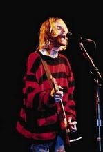 Kurt cobain - Nirvana singer