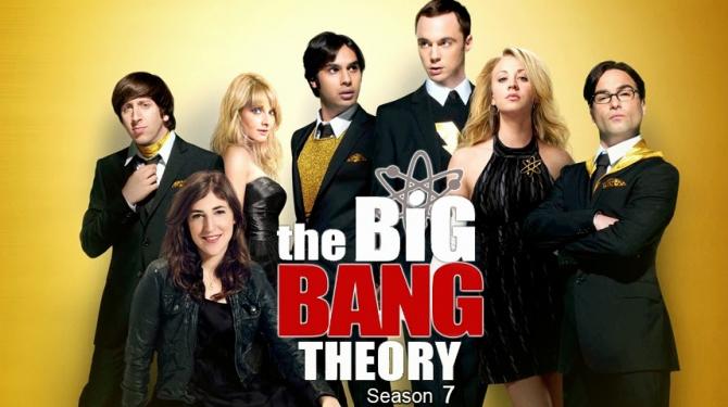Saker du inte visste om Big Bang Theory
