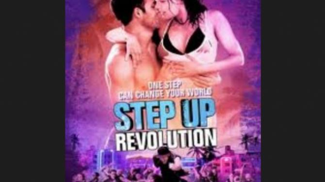 Os melhores atores dos filmes Step Up