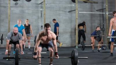 Os melhores exercícios CrossFit