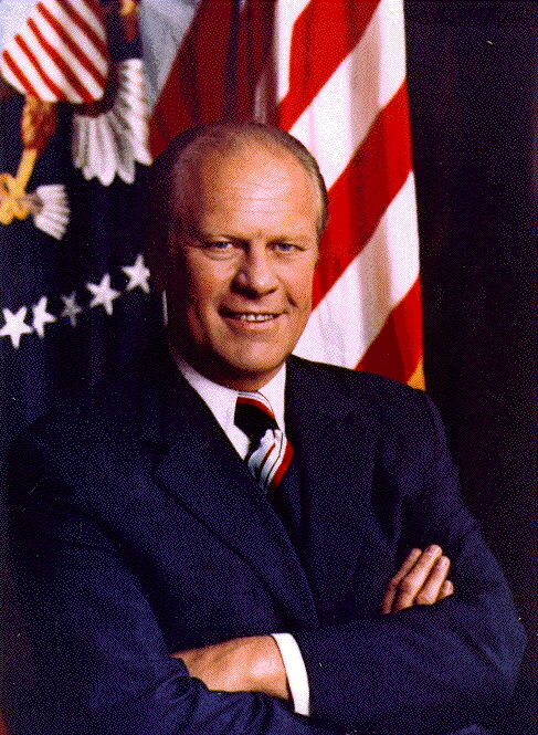 GERALD R. FORD (1974/1977)