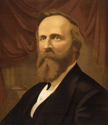 RUTHERFORD B. HAYES (1877/1881)