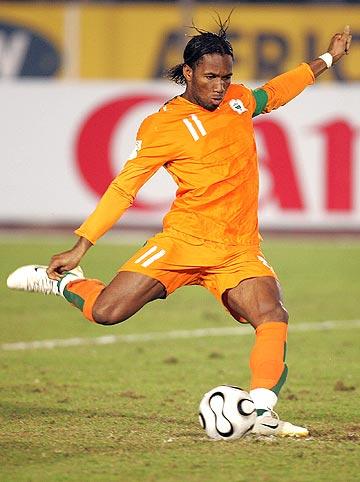 Didier Drogba (Costa do Marfim)