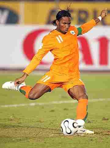 Didier Drogba (Ivory Coast)