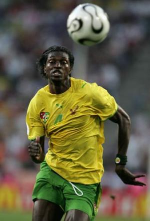 Emanuel Adebayor (Togo)