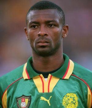 François Oman Biyik (Kamerun)