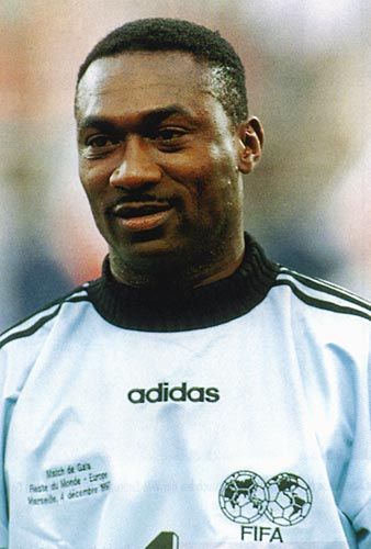 Jacques Songo'o (Cameroon)