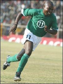 Kalusha Bwalya (Zambia)