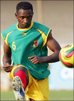 Mahamadou Diarra (Mali)