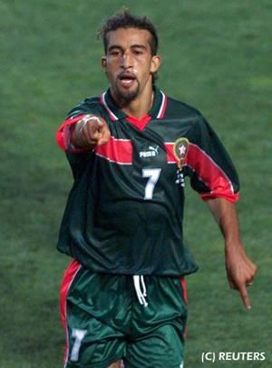 Mustapha Hadji (Morocco)