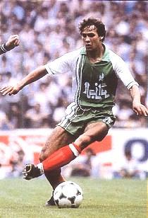 Rabah Madjer (Argélia)