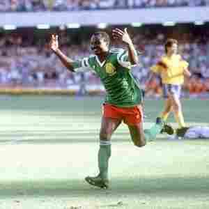Roger Milla (Cameroon)