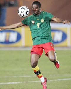 Samuel Eto'o (Camarões)