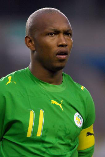 The Hadji Diouf (Senegal)