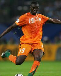 Yaya Toure (Costa do Marfim)