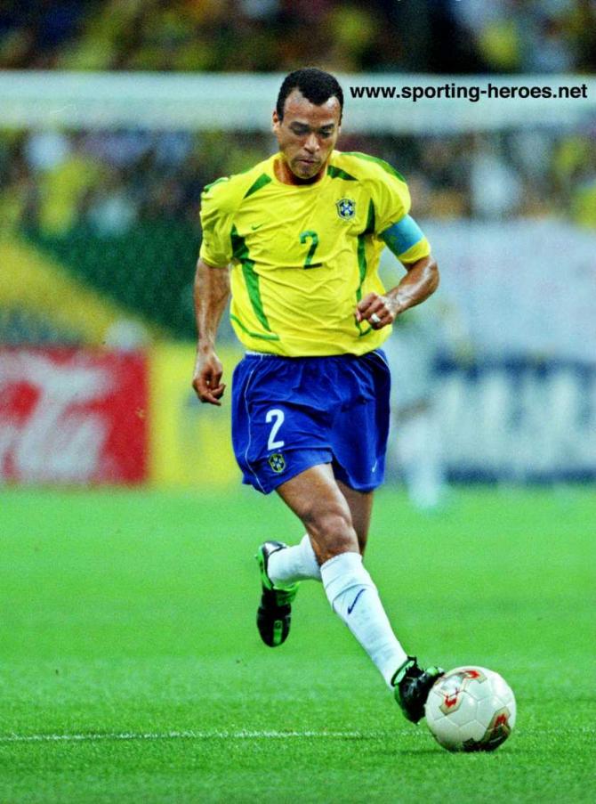 Cafu (Brazil).