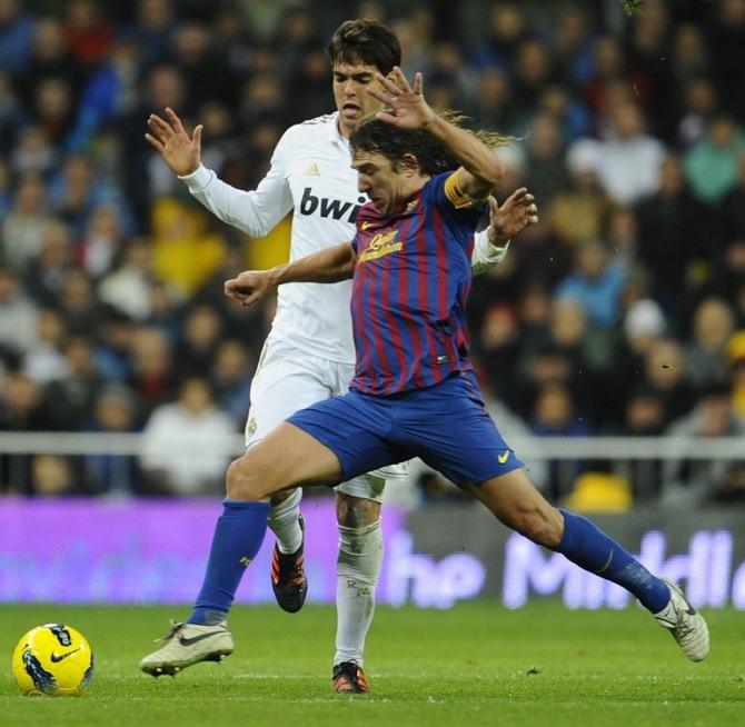 Carles Puyol (Espanha).