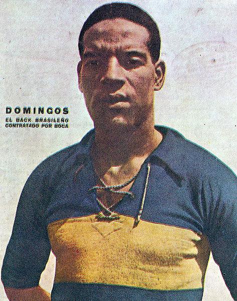 Domingos Antônio da Guia (Brasil).