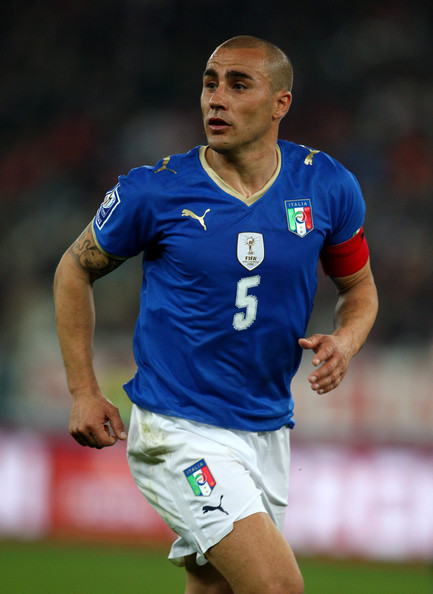 Fabio Cannavaro (Italien).