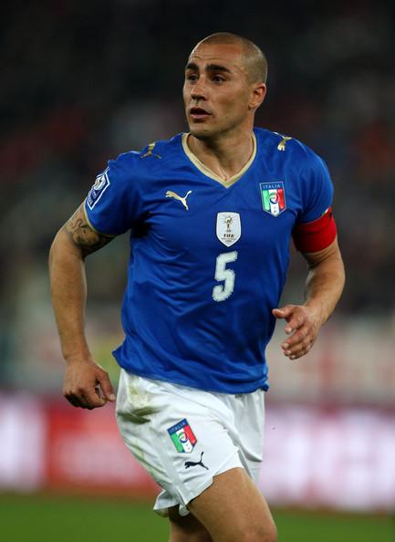 Fabio Cannavaro (Italy).
