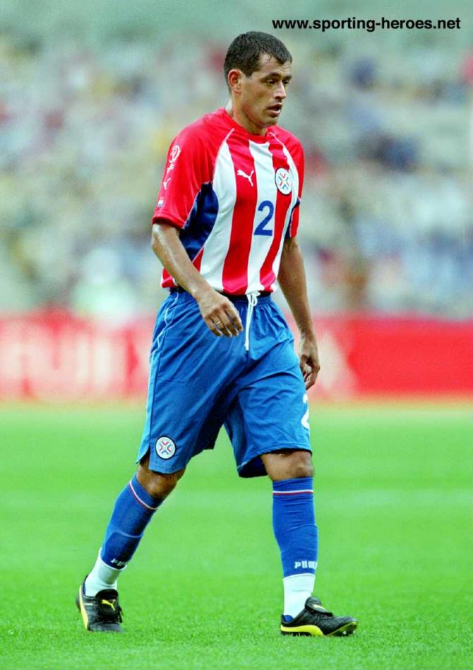 Francisco Arce (Paraguai).