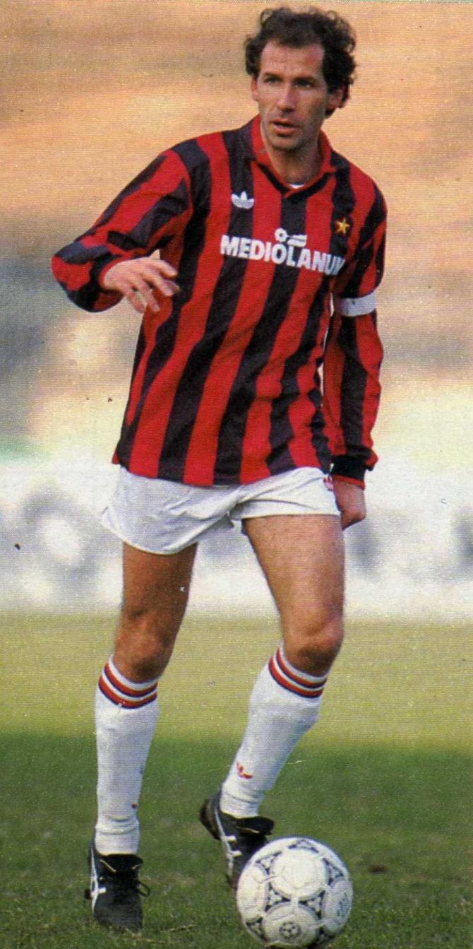Franco Baresi (Italy).