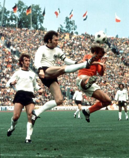 Franz Beckenbauer (Deutschland).