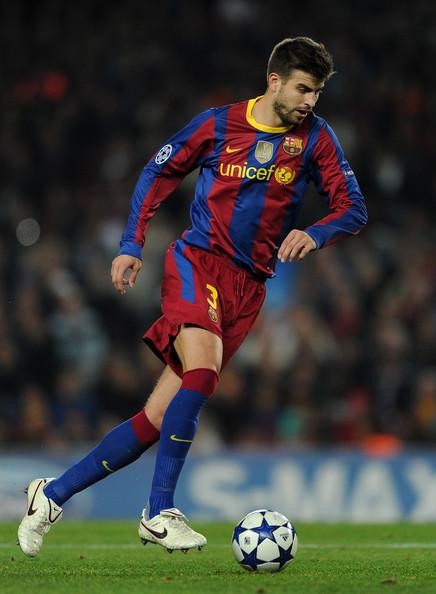 Gerard Piqué (Spain).